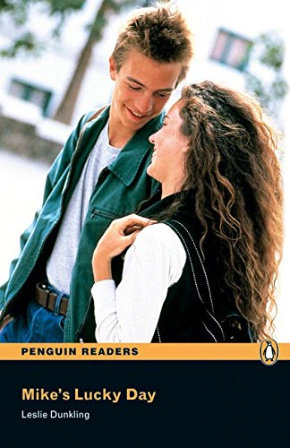 Penguin Readers 1: Mike's Lucky Day Book & CD Pack: Level 1 (Pearson English Graded Readers) - 9781405878135