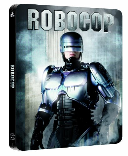 Robocop - Limited Edition Steelbook (Restaurierte Fassung incl. Deutsch Ton) - Blu-ray