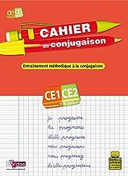 CAHIER DE CONJUGAISON CE