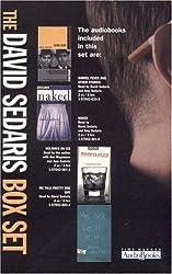 The David Sedaris Box Set by David Sedaris (2000-11-02)