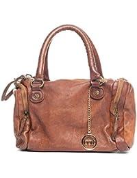 Mia Tomazzi WB133261-CUOIO (26) - marron - 219EUR - Handbag - Handcrafted in Italy zA5s8dcn8
