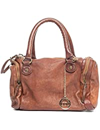 Mia Tomazzi WB133261-CUOIO (26) - marron - 219EUR - Handbag - Handcrafted in Italy