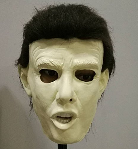 & Toy Co. Donald Trump Michael Myers Maske Luxus Halloween USA Politiker Kostüm Masken ()