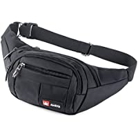 AirZyx Bumbags and Fanny Packs for Running Hiking Waist Bag Outdoor Sport Hiking Waistpack for Men Women