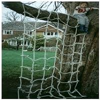 Residential Polyhemp Scramble Net 7ft x 5ft for Childrens Climbing