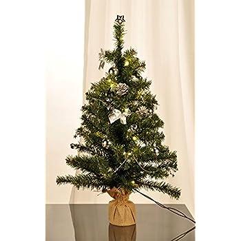 Weihnachtsbaum mit 20er led lichterkette for Amazon weihnachtsbaum