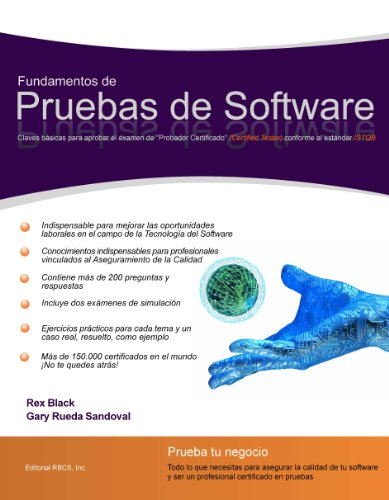 Fundamentos de Pruebas de Software por Rex Black