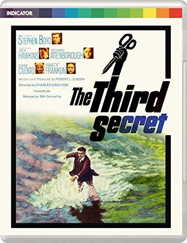 The Third Secret - Limited Edition [Blu-ray] [Region Free]