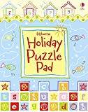 Holiday Puzzle Pad (Usborne Activity Pads) (Tear-off Pads)
