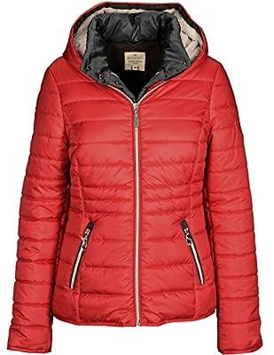 BASEFIELD Damen Steppjacke Malina - Lava Red (229005378) von KATAG AG - Outdoor Shop