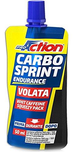 Proaction carbo sprint volata 50 ml arancia rossa