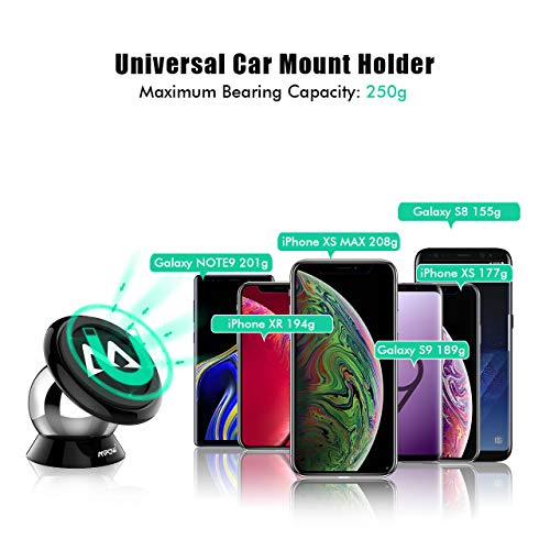 Magnetic Phone Holder,Mpow 360° ...