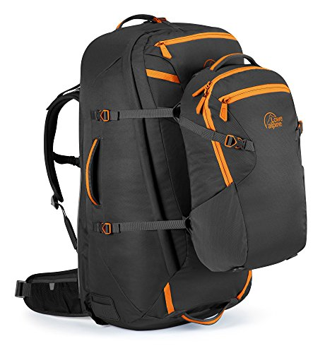lowe-alpine-adventure-travel-voyager-70-15-backpack-grey-anthracite-tangerine-size74-x-64-x-35-cm-70