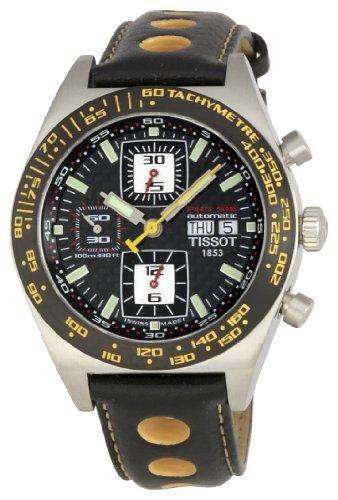 Tissot T91142781 - Reloj de pulsera hombre, color Negro