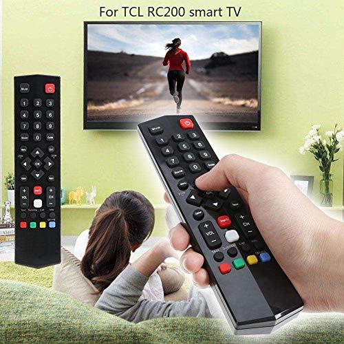 Mando a Distancia de Repuesto para TCL Smart TV RC200 Youtube + Smart