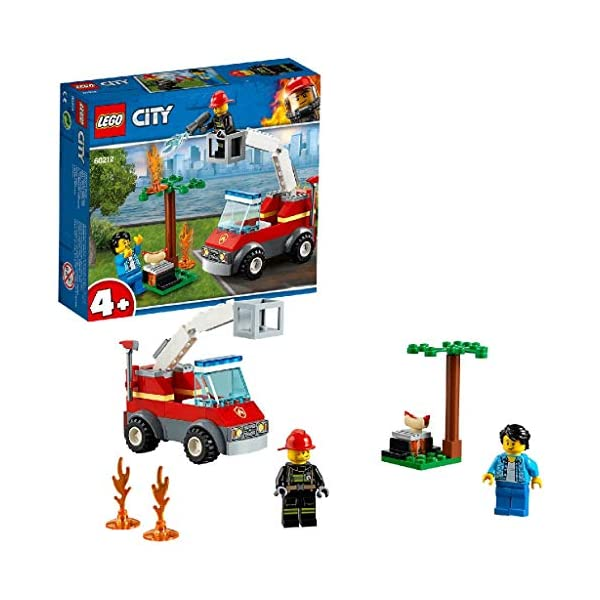 LEGO City - Barbecue in fumo, 60212 1 spesavip