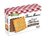 Bonne Maman Grand Petit Beurre nappé Chocolat au lait  x6 sachets de 2 biscuits 170g