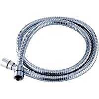 Triton 1.25m Anti-Kink Shower Hose - Chrome