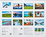 Neuseeland - Land der langen wei?en Wolke: Original St?rtz-Kalender 2020 - Gro?format-Kalender 60 x 48 cm
