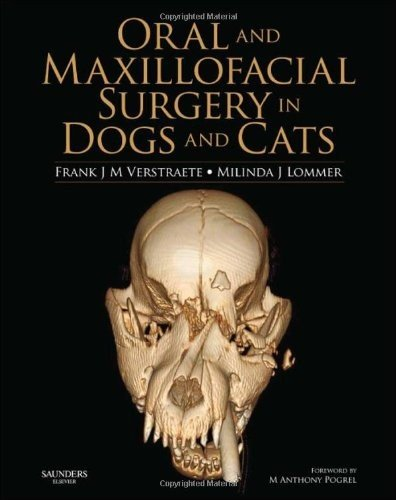 Oral and Maxillofacial Surgery in Dogs and Cats (Medizin Cat)