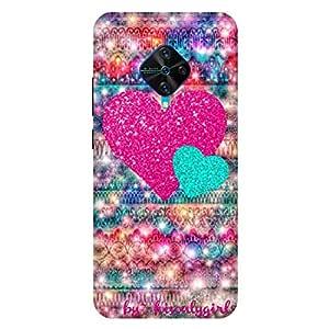 Love :: VIVO S1 PRO Multicolor Mobile Back Cover