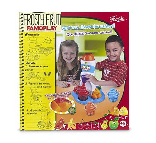 Famoplay Maquina para hacer sorbetes (Famosa 700011853)