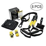 Leegoal Suspension Trainer kit, kit di sospensione cintura...