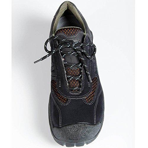 Jalas Chaussures de sécurité 6468EKO S3 Noir/Gris/Vert