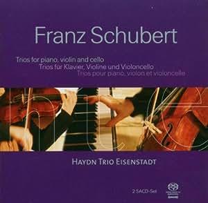 Schubert - The Complete Piano Trios