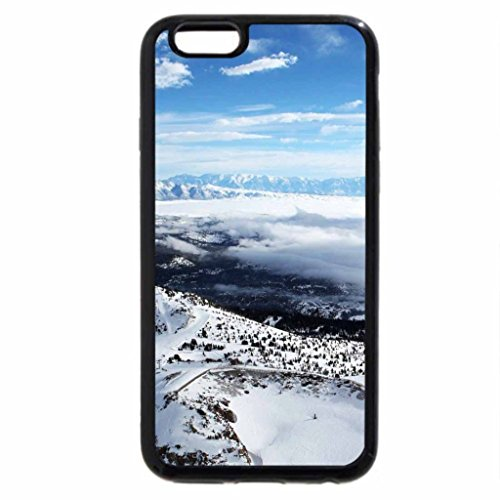 iPhone 6S / iPhone 6 Case (Black) On the Highest Peaks