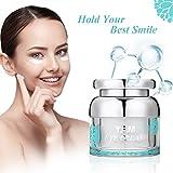Y.F.M Crema para los Ojos Hidratante y Antiarrugas Crema para Línea Fina de Ojos Cuidado de Ojos Antienvejecimiento 30 ml Ser Brillo y Refrescado