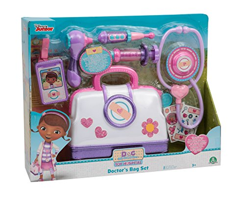 Doc McStuffins Krankenhaus-Tasche, (Party Dress Ideen Up)