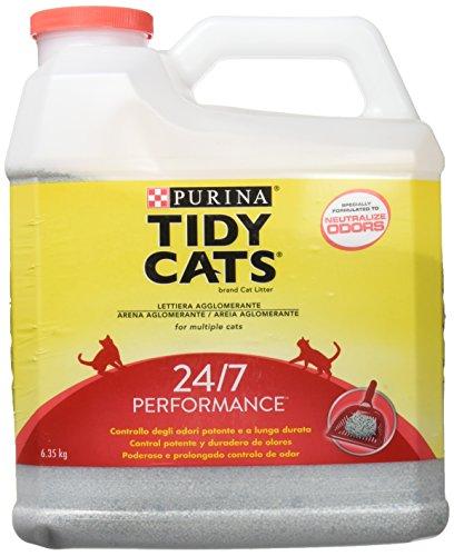 Purina Tidy Cats Dual Power 6,35Kg