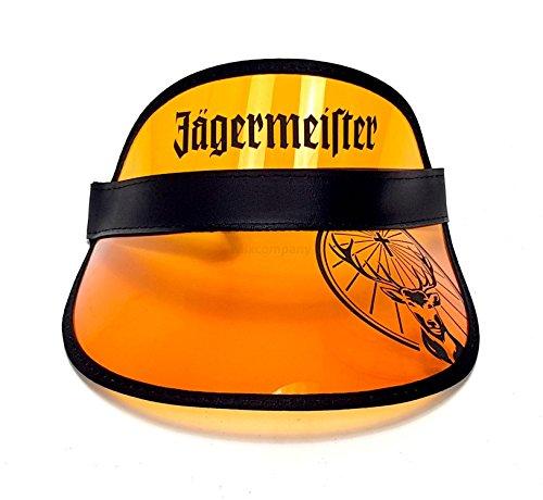 Jägermeister Jägermeister Visor Kappe Transparent