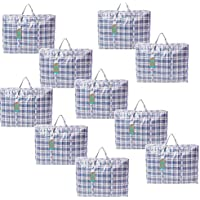XEN LABS - Bolsas de lavandería Grandes con Cremallera Resistente al Agua, Organizador de clóset
