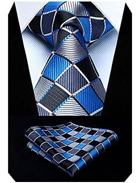 HISDERN Panuelo de corbata y pan