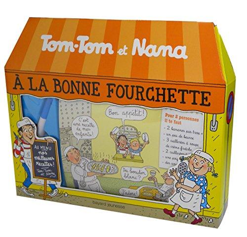 Coffret Bonne Fourchette Tom-Tom et Nana