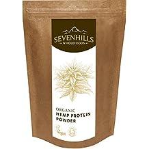 Sevenhills Wholefoods Poudre De Protéine De Chanvre Cru Bio 1kg