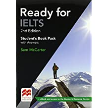 Ready for IELTS (2nd Edition) Student's Book with Answers & eBook Pack (Ready for Series)