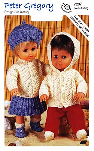 peter-gregory-double-knitting-pattern-7207-dolls-outfits