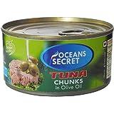 Ocean Secreat Tuna in Olive Oil 180g (pack of 4)