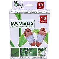 Top Ten Vital Bambus Detox Fuß-Pad zur Entgiftung 50 Stück preisvergleich bei billige-tabletten.eu