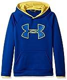 Under Armour Pull à Capuche avec Grand Logo AF pour Homme, Enfant, AF Big Logo Hoody, Bleu Marine