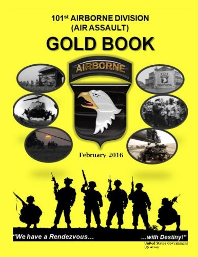 101st Airborne Division (Air Assault) Gold Book February 2016 (101st Division Airborne)