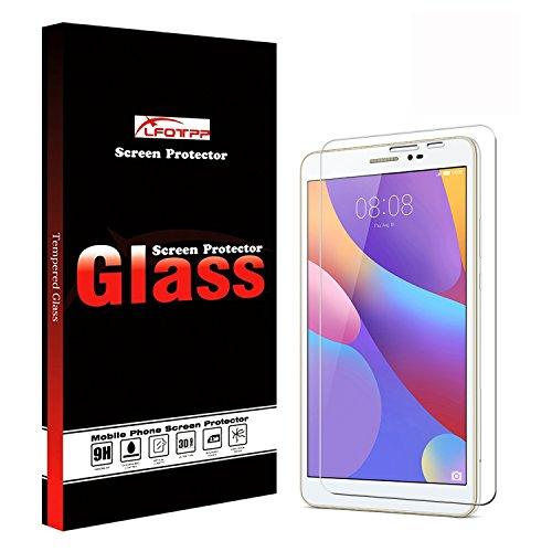 LFOTPP Huawei Honor Pad 2 / Huawei MediaPad T2 8.0 Pro Panzerglas Schutzfolie 9H Anti-Scratch Anti-Fingerprint Bildschirmschutzfolie