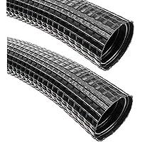 BeMatik - Tubo Corrugado Exterior para Cables M-32 23mm 25m coarrugado
