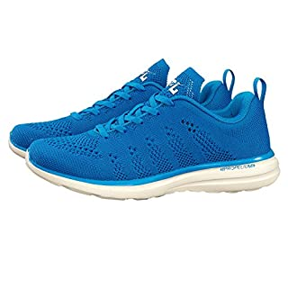 APL: Athletic Propulsion Labs Women's Techloom Pro Sneakers Blue Size: 8.5 B(M) US