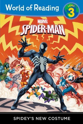Spidey's New Costume (World of Reading) by Macri, Thomas (2014) Paperback
