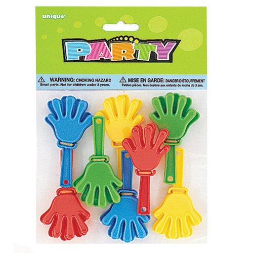 Partygram - 8 Clappers para manos (8604PG)