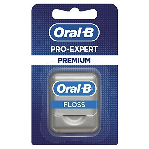 Oral-B Proexpert Zahnseide Premiumfloss 40m, 4er Pack (4 X 1 Stück)